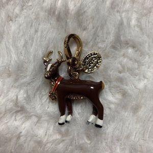 Limited Edition 2013 Reindeer Juicy Couture Charm